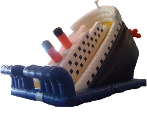 Toboggan Titanic