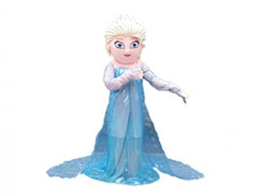 Mascotte Elsa