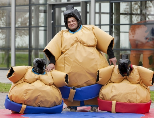 Sumo Adulte + Enfant